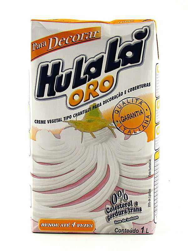 Chantilly Oro 1l Hulala