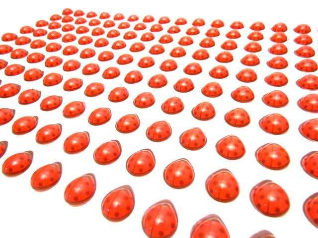 Blister para Chocolate Joaninha Vermelha Mercantil