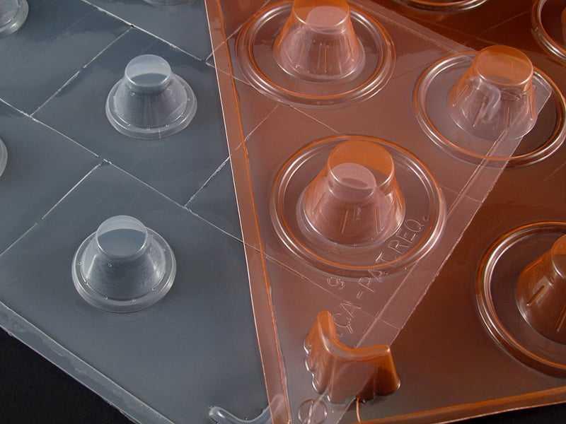 Forma Prática com Silicone Copo de Licor 09 Suíça