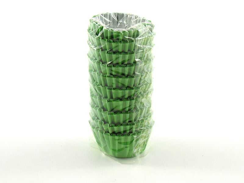 Forminha de Papel N4 Verde c/100 Vipel