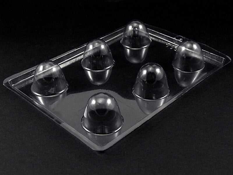 Forma de Acetato Bombom Cerejão N118 Nishimoto