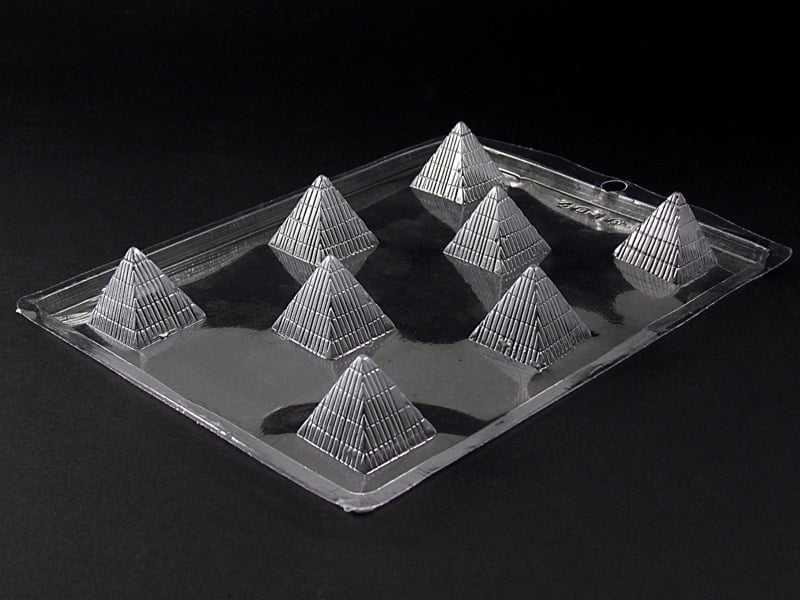 Forma de Acetato Pirâmide N4016 Nishimoto