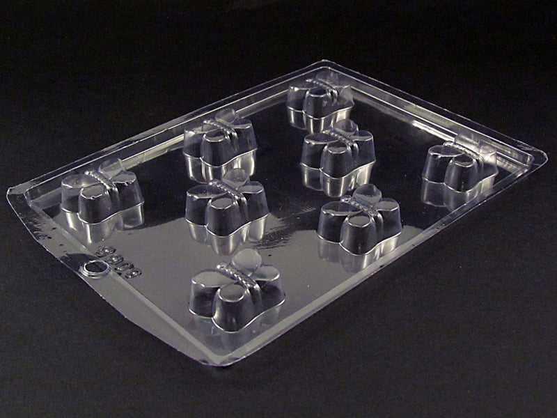 Forma de Acetato Borboletinha N8068 Nishimoto