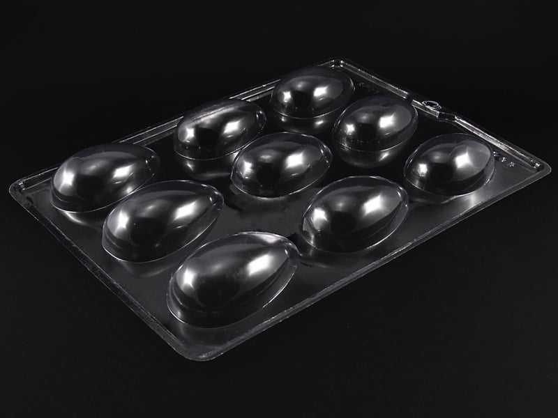 Forma de Acetato para Ovo de Páscoa 100g Nishimoto