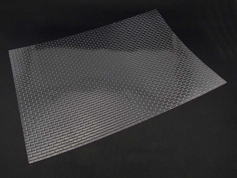 Placa de Textura Tijolo 48x33 TX-04 Nishimoto