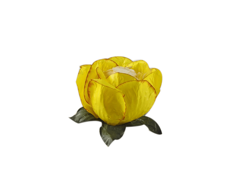 Forminha de Papel para Doces Rainha 1001 Amarelo c/ 40 unidades  – Decora Doces