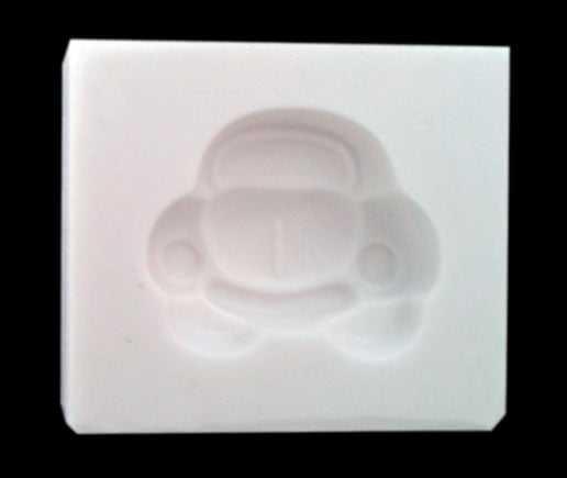 Molde de Silicone Fusca MZL