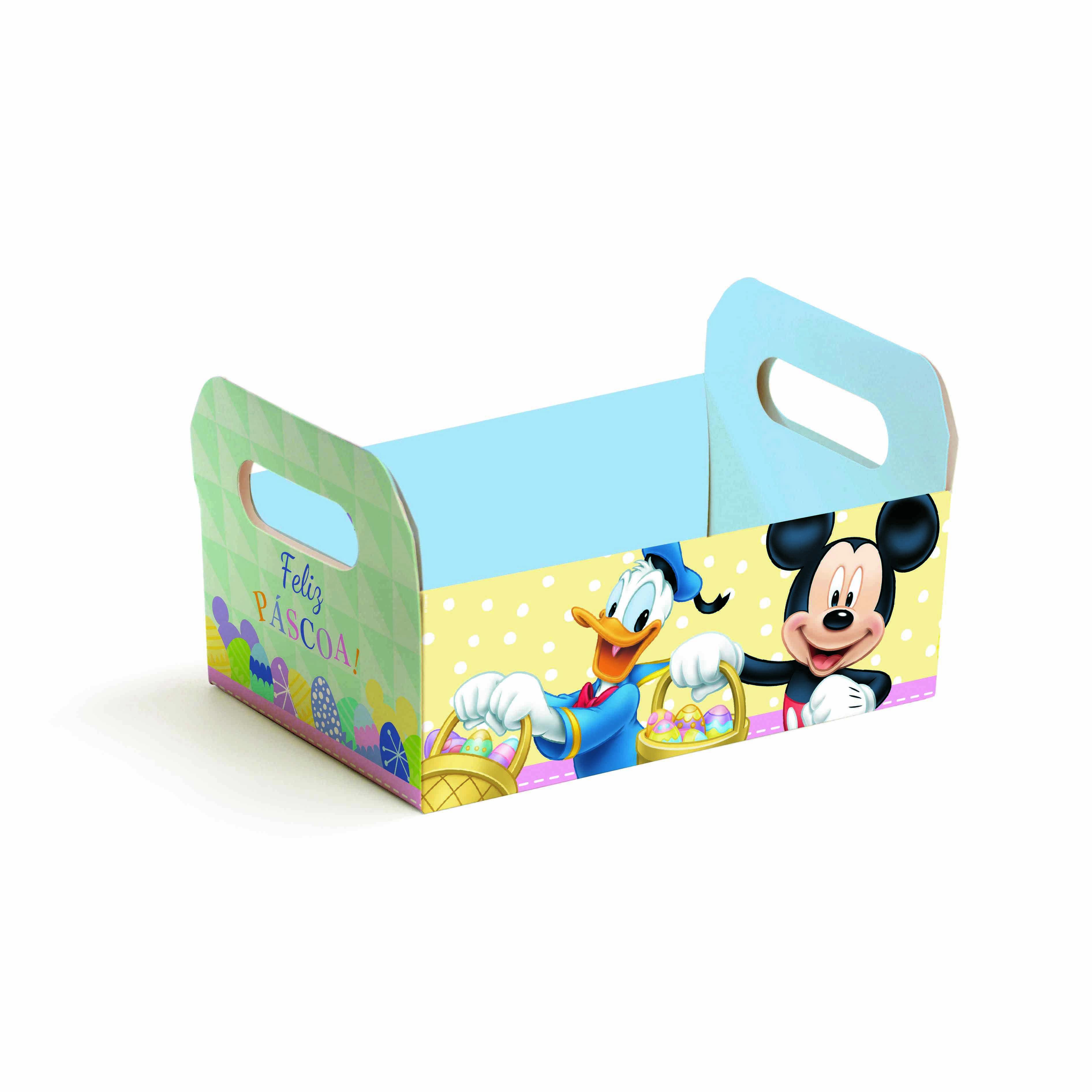 Cesto Cartão Páscoa Disney P Cromus