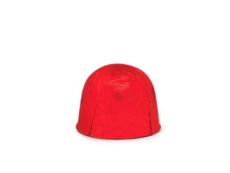 Papel Chumbo 10x9,7cm c/ 300 Vermelho Acetinado Cromus