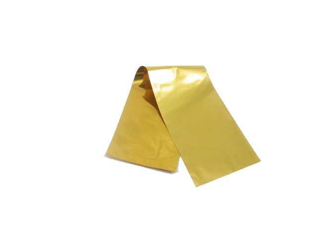 Embalagem para Botão de Rosa Ouro c/10 Cromus