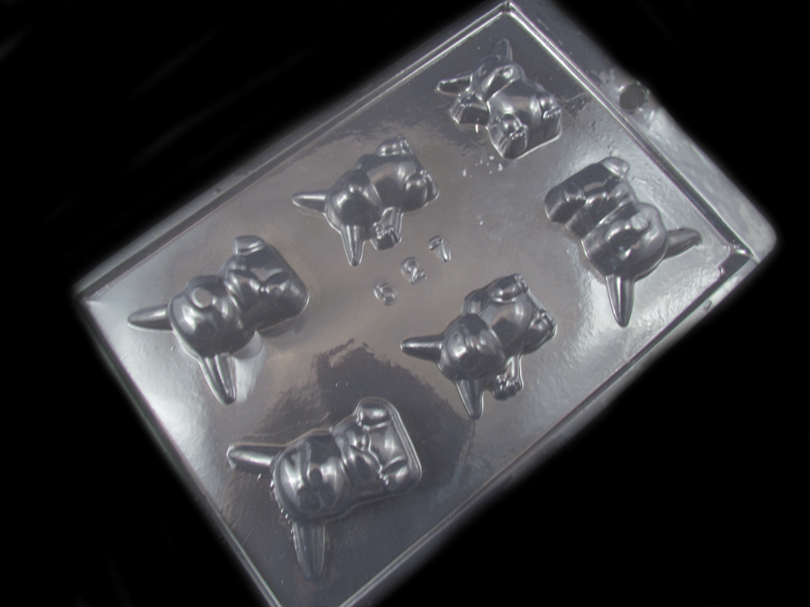 Forma de Acetato Pokmon N527 Tríade
