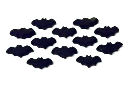 Biscuit Comestível Morcego - Jady Confeitos