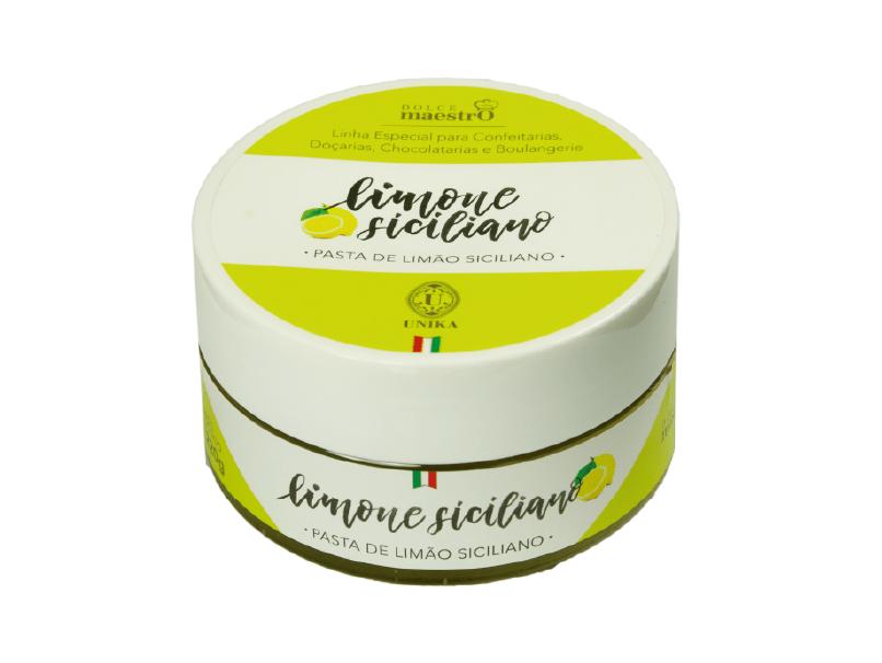 Pasta de Limão Siciliano 220g – Dolce Maestro Unika