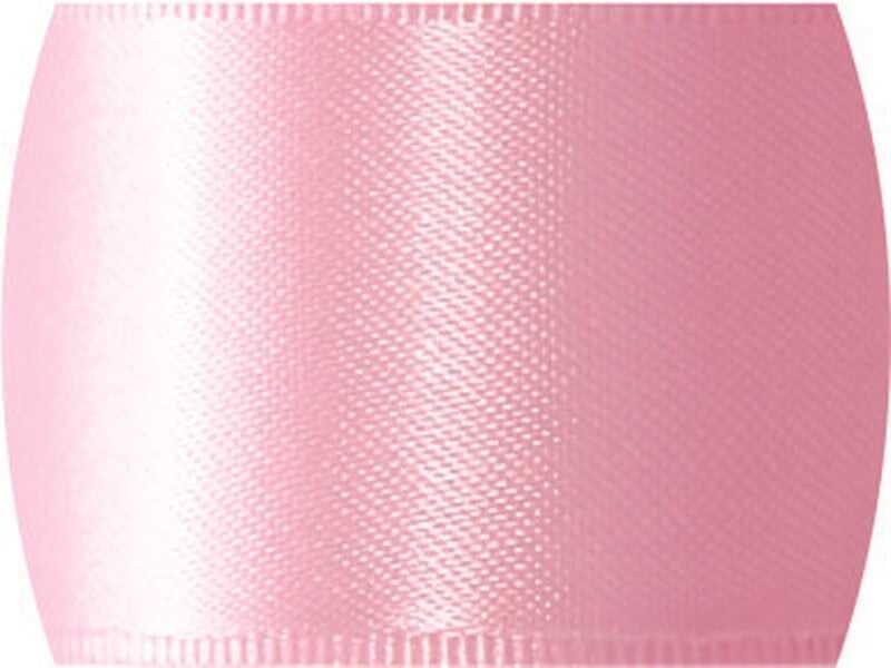 Fita de Cetim Lisa n°1 Rosa Bebê – CF310 – Progresso