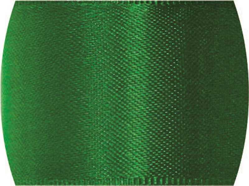 Fita de Cetim Lisa n°0 Verde Bandeira – CF217 – Progresso