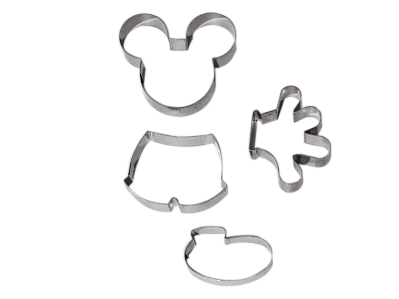 Cortador Ratinho c/4 peças – Caparroz