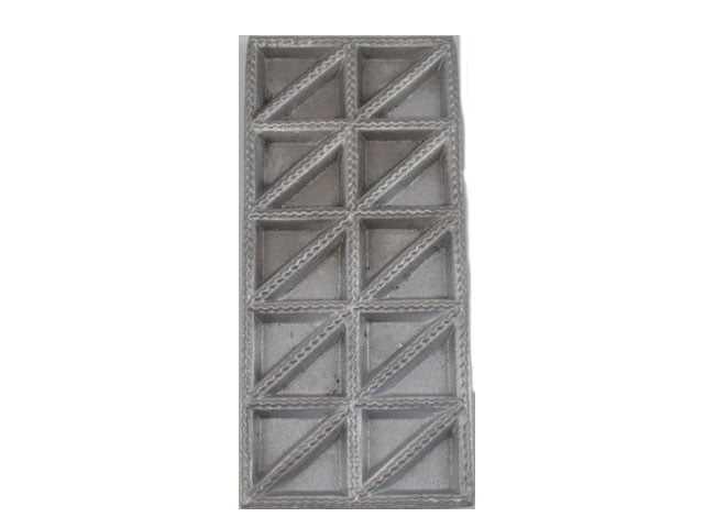 Forma de Alumínio para Raviolli Malta