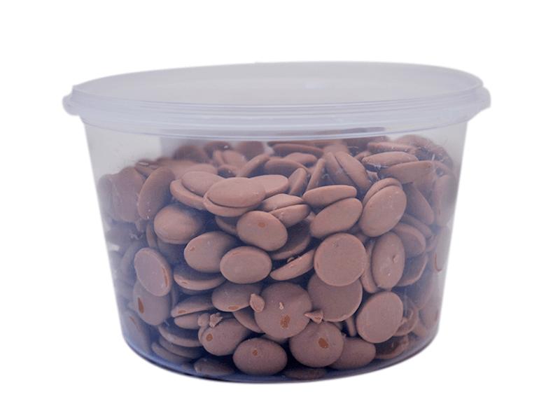 Callets Callebaut ao Leite Caramelo 500g