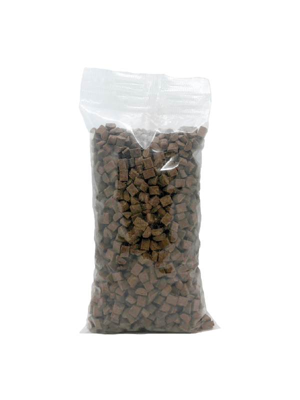 Cobertura Sicao Chocolate Forneável Meio Amargo Chunks 1kg