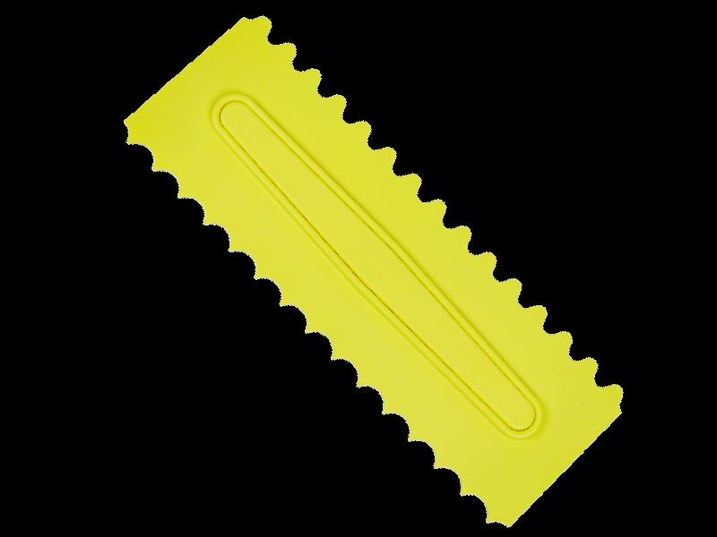 Espátula Decorativa para Bolo Número 3 - Bluestar