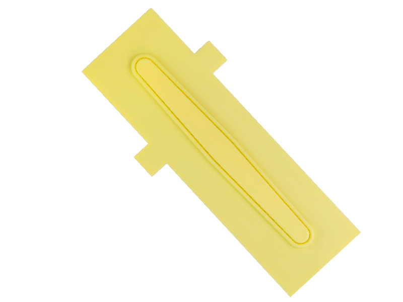 Espátula Decorativa para Bolo Número 4 - Bluestar
