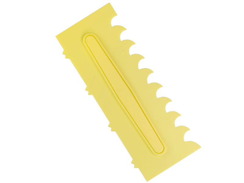Espátula Decorativa para Bolo Número 6 - BlueStar