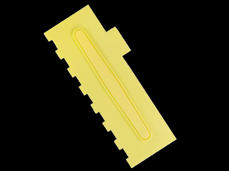 Espátula Decorativa para Bolo Número 7 - Bluestar