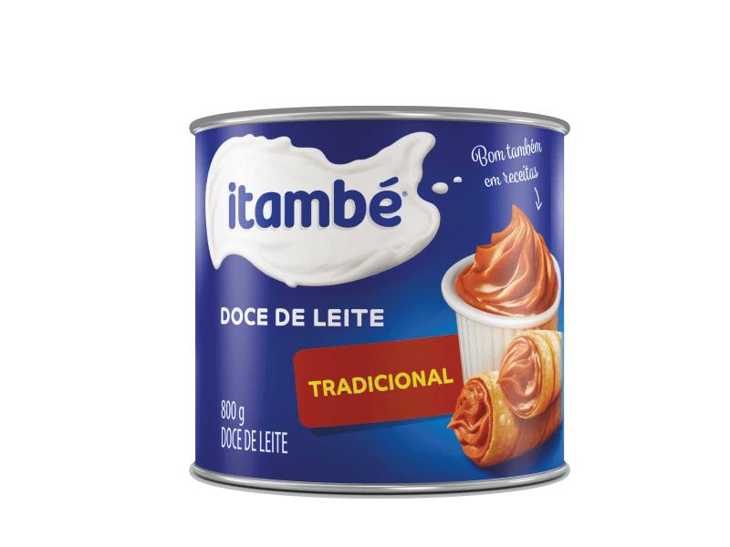 Doce de Leite 800g Itambé