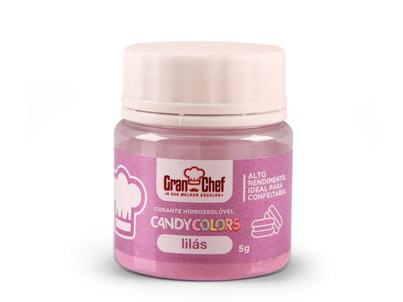 CORANTE PO HIDRO 5G LiIás Candy Colors