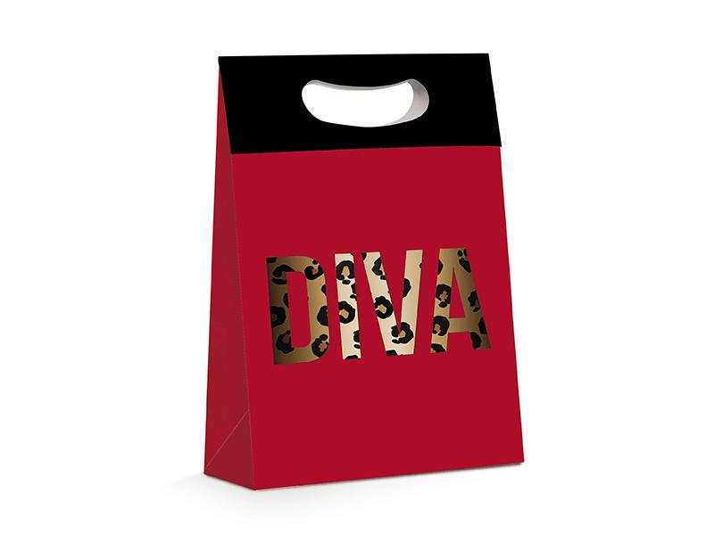Caixa Maleta Plus Diva 18x7,5x25