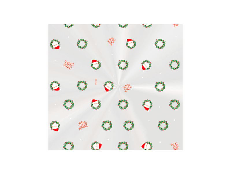 Saco Poli 11 x 19,5cm c/ 100 unidades - Guirlanda - Cromus