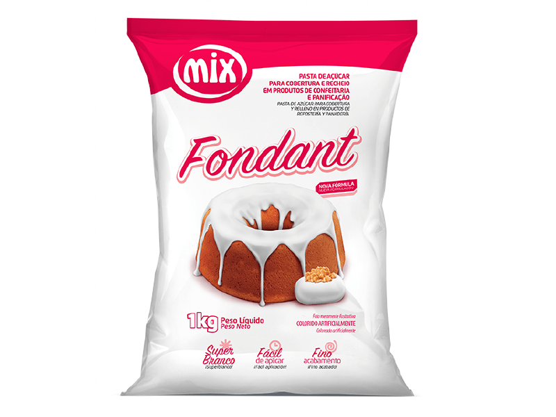 Fondant Mix 1kg