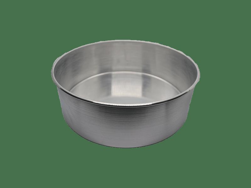 Forma Alumínio Bolo Redondo 30x10 cm - Roldan