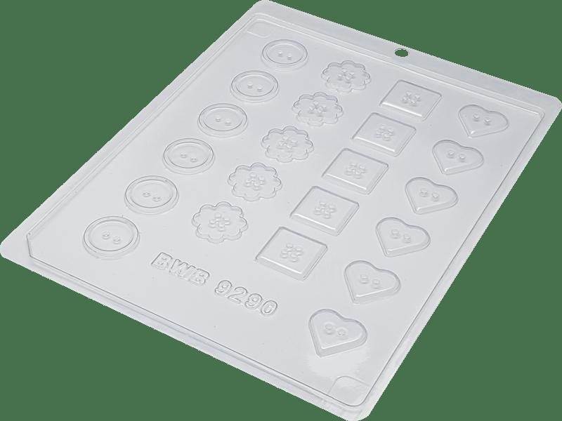 Forma de Acetato Botões N9290 – BWB