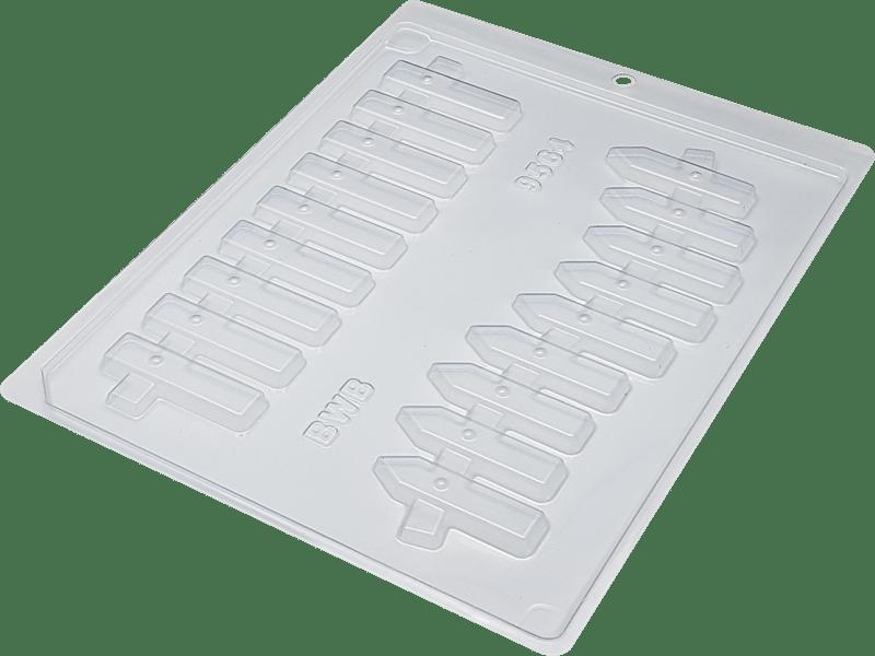 Forma de Acetato Cercadinho N 9564 – Bwb