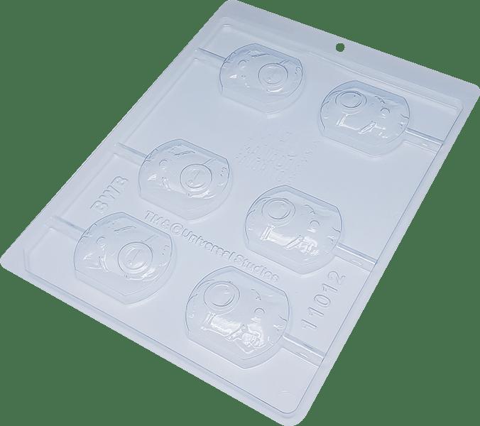 Forma de Acetato Pirulito Minion Stuart N11012 – BWB