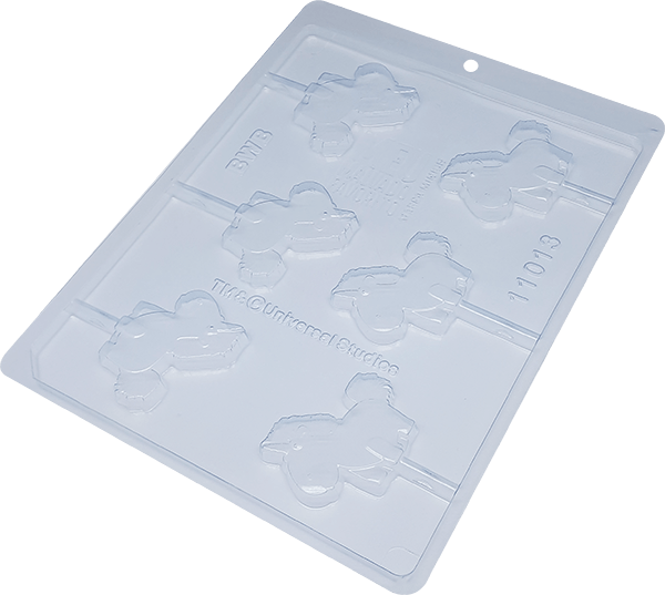 Forma de Acetato Pirulito unicórnio N11013– Bwb