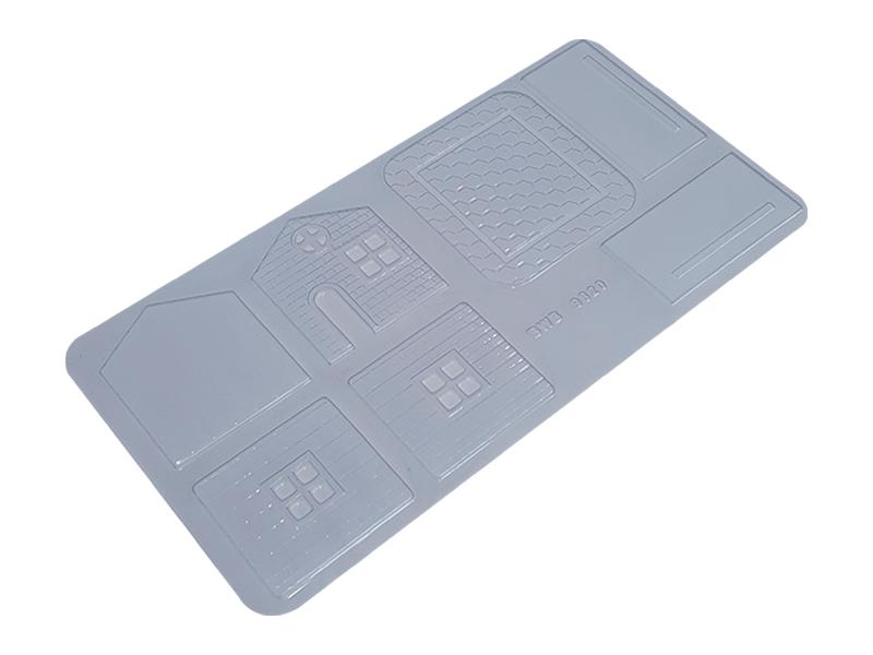 Forma Acetato Casa de Chocolate N9820 – Bwb