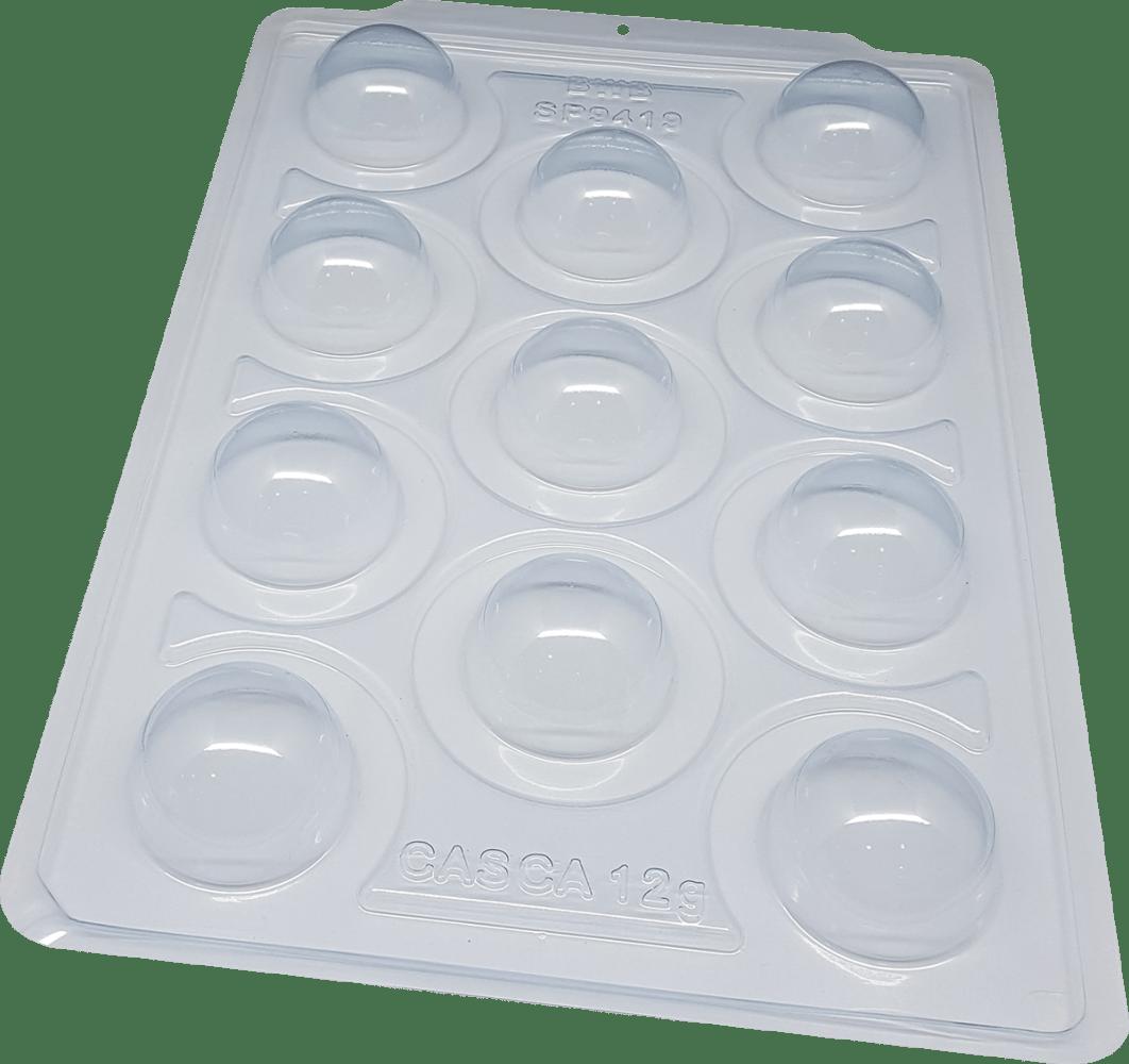 Forma Semi Profissional com Silicone Esfera 50 mm SP9419 – BWB
