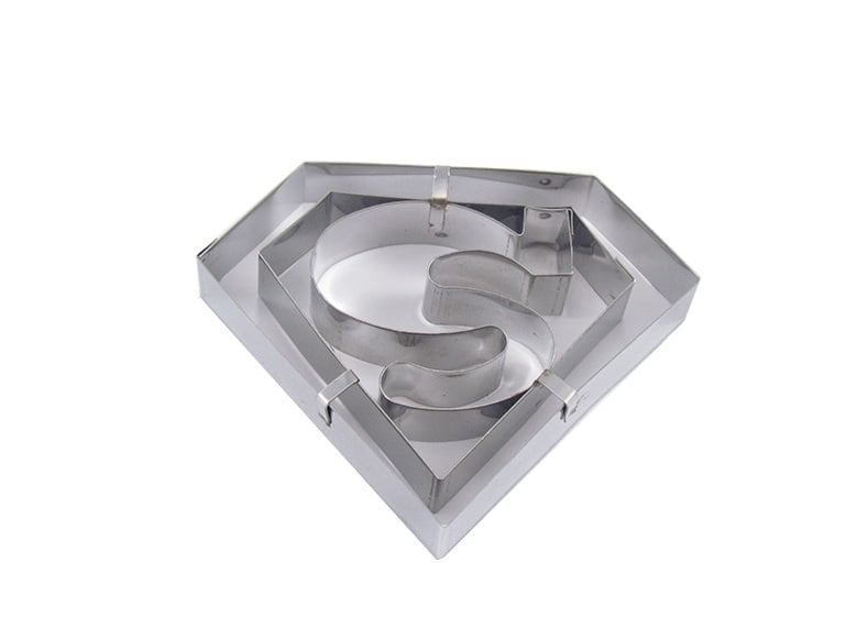 Cortador Inox Herói Superman - Caparroz
