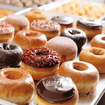 Curso Prático de Donuts 13/04/20 12h30 às 17h30