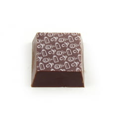 Transfer para Chocolate Maternidade 9020-01 Branco Mercantil Helvetia