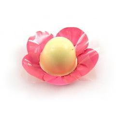 Forminha Margarida de Papel Rosa c/50 Rosângela