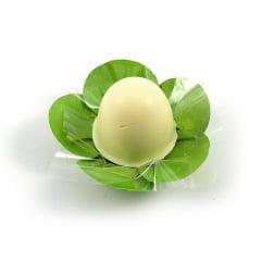 Forminha de Papel Margarida Verde Limão Rosângela