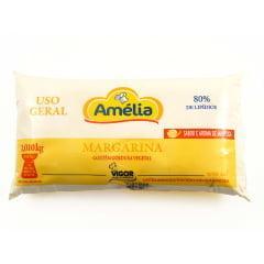 Margarina Uso Geral s/Sal 1kg Amélia