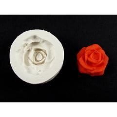 Molde de Silicone Rosa 12 S1187 Gummies
