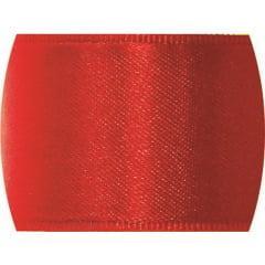 Fita de Cetim Lisa n°9 Vermelha – CF209 – Progresso