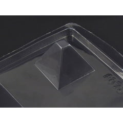Forma de Acetato Bombom Pirâmide N8076 Nishimoto