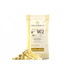 Callets Callebaut Chocolate Branco 1kg