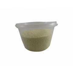 Vermicelli Callebaut Branco 500g